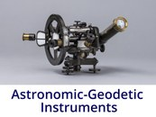Collection of Astronomic-Geodetic Instruments