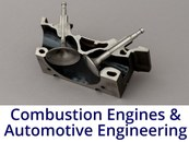Collection of Combustion Engines and Automotive Engineering