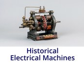 Historical Electrical Machines