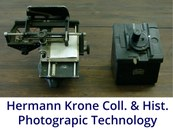 Hermann Krone Collection and Collection of Historic Photographic Technology
