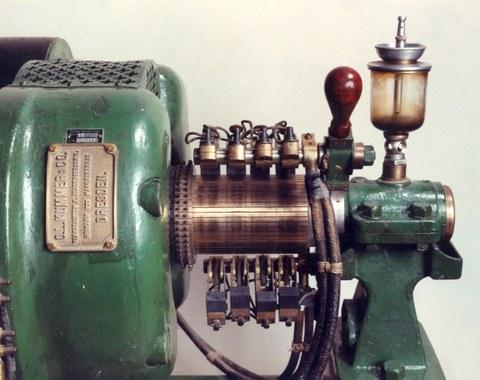 Gleichstromgenerator 1891