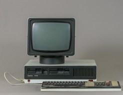 Computer: Robotron 1715, eingeführt 1985