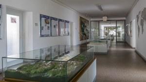 Kartografische Sammlung im Hülsse-Bau