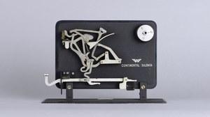 Modell des Typenhelmechanismus der Schreibmaschine Continental Silenta, Wanderer-Werke A.G. Chemnitz um 1935