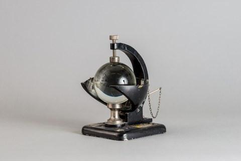 Heliograph / Sunshine Recorder, Junkalor, Dessau 1958