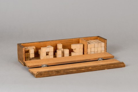 Klemmsche Bauprobe um 1940