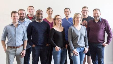 Müller-Reichert Lab 2019