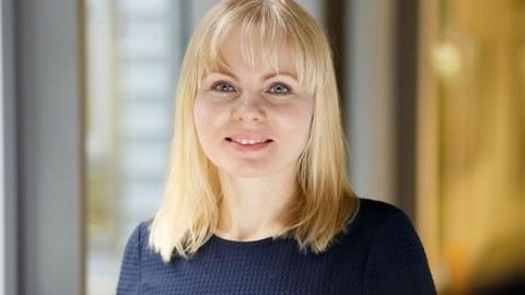 Frau PD Dr. med. Nataliya Di Donato