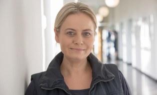 Portrait von Beatrix Hörger