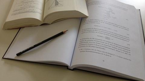 Bild von Büchern