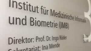 Logo IMB Eingang