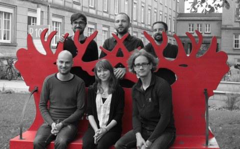Bild der Mitglieder der Arbeitsgruppe Glauche