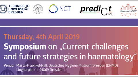 """Symposium on """"Current challenges and future strategies in haematology"""""""