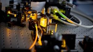 Forschung Laser