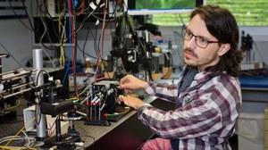 Forschung Optiklabor