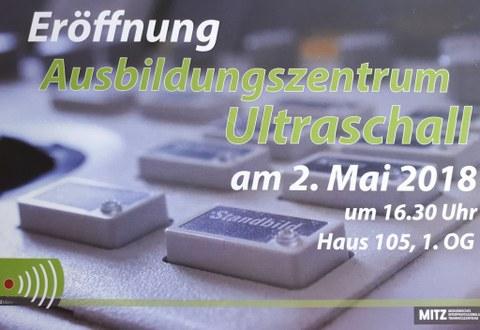 Eröffnung Ausbildungszentrum Ultraschall