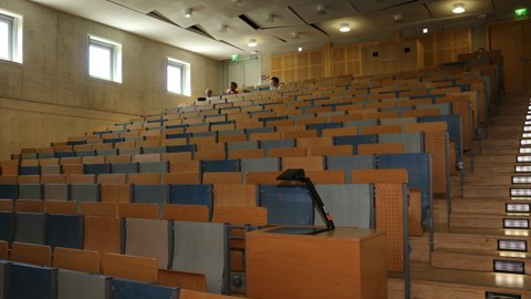 Hörsaal MTZ
