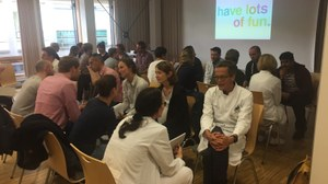Clinical Science Meetup Speed Networking