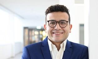 Portrait of  Hany Abdelgawad