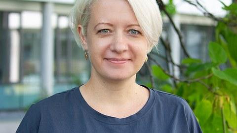 Porträt Dr. Maria Fedorova