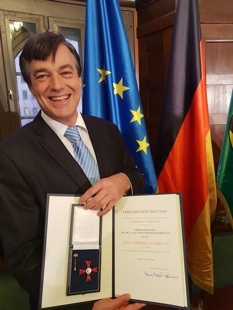 Order of Merit Stefan Bornstein