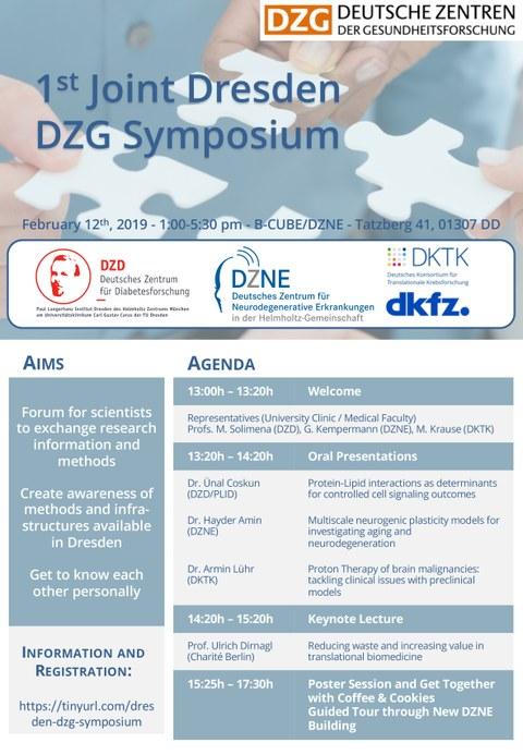 Flyer DZG Symposium