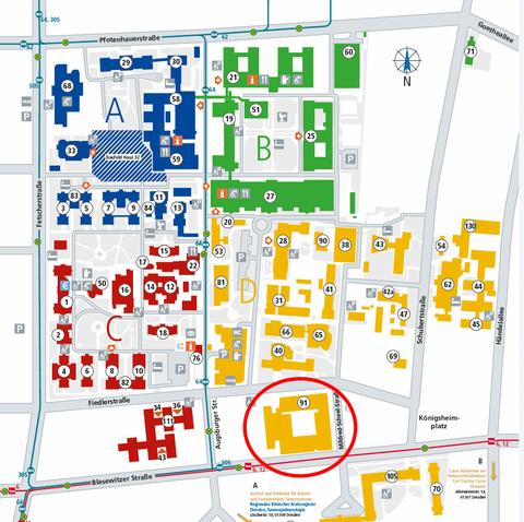 Medizinisch-Theoretisches Zentrum der TU Dresden