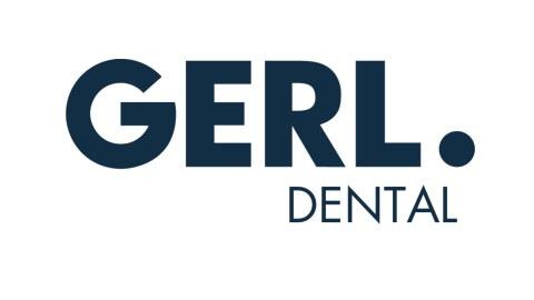 Logo GERL. Dental