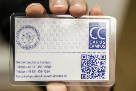 Carus Campus Card