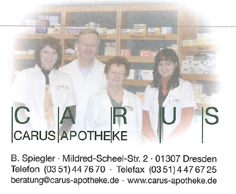 Carus Apotheke