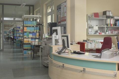 Zweigbibliothek Medizin