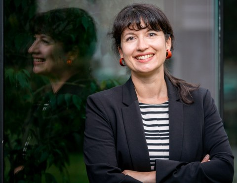Prof. Stefanie Speidel