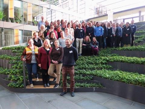 Gruppenfoto Mitteldeutsche Tagung 2018