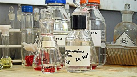 Laborflaschen