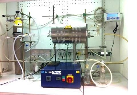 Hochtemperaturchlorierung