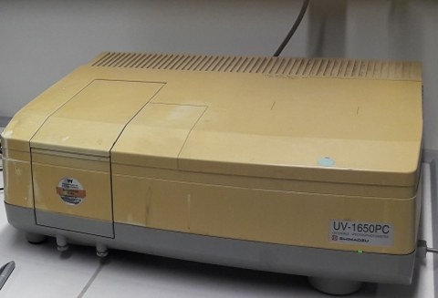 UV-1650PC