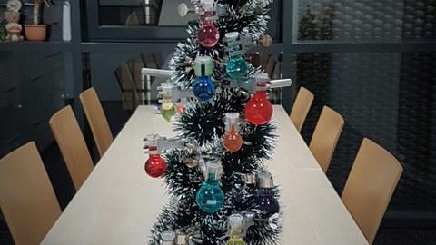 Christmas tree ACII