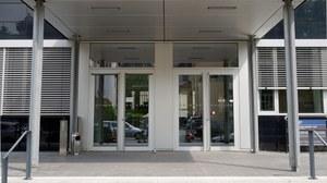 Eingangstüren Hempel-Bau