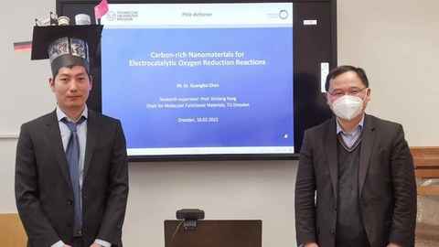 Guangbo PhD Defence 1