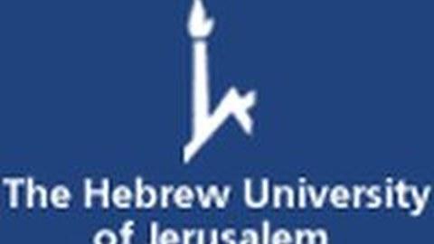 Logo Hebrew University of Jerusalem