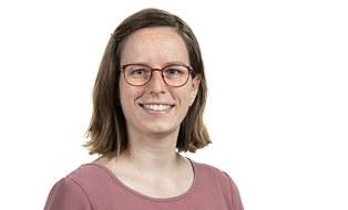 Sandra Heckel, portrait