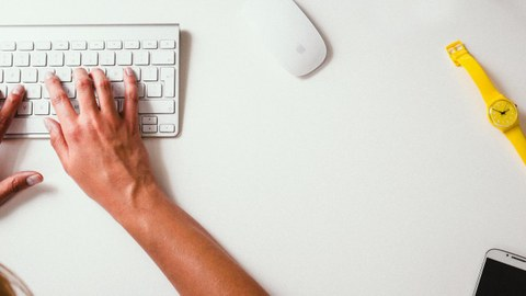 Schreiben am PC