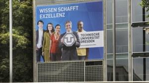 TU Dresden Banner
