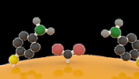 CO2 coordination sphere