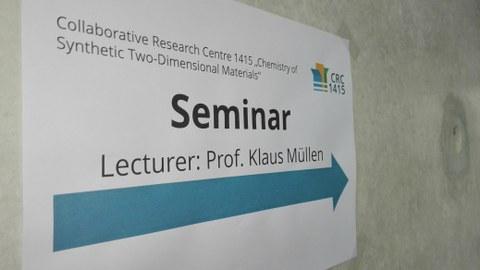CRC Seminar