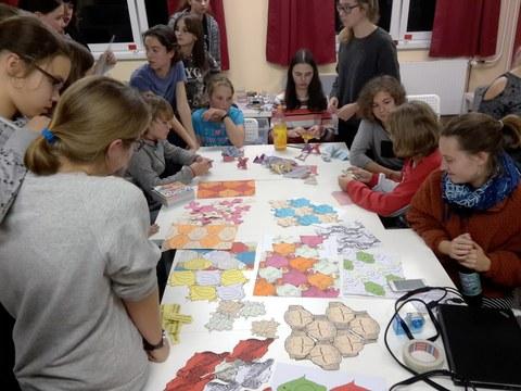 Ostsächsisches Mädchen-Camp 2019