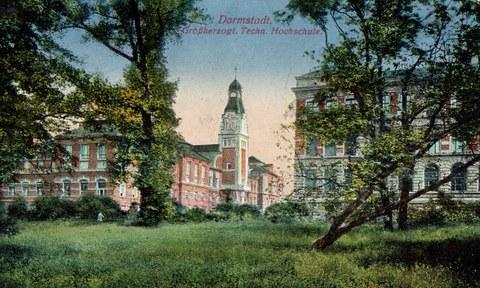 TH Darmstadt 1919