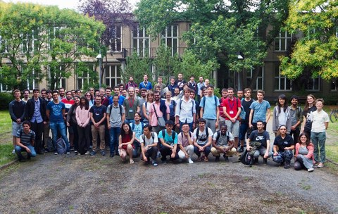 Group Photo Galois 2019