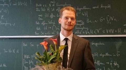 Habilitation Jens Zumbrägel