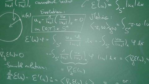 "13. Internetseminar ""Gradient systems"""